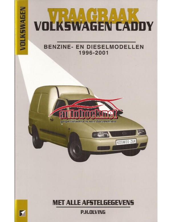 Volkswagen Caddy Seat Inca Vraagbaak P. Olving Bedrijfswagen 1996-2001 nieuw ISBN 90-215-3752-4 Nederlands 1996 1997 1998 1999 2000 2001