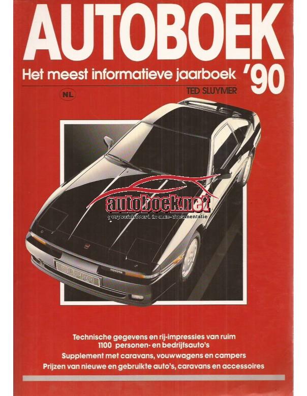 Jaarboek T. Sluymer Alle modellen M&P 90 ongebruikt   Nederlands