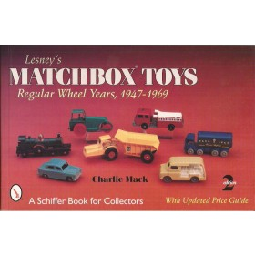 Lesney Matchbox Toys Regular Wheel Years 1947-1969, overzichtsboek, Schiffer, C. Mack, 2000, ongebruikt, Engels
