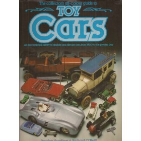 The collector's guide to Toy Cars, overzichtsboek, G. Gardiner, 85, met gebruikssporen, Engels