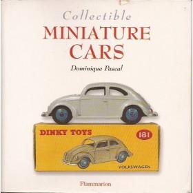 Collectible Minitiature Cars, overzichtsboek, D. Pascal, 02, met gebruikssporen, Engels