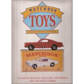 Matchbox Toys, overzichtsboek, B. Stoneback, 93, met gebruikssporen, Engels