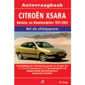 Citroen Xsara Vraagbaak P. Olving Geen VTS 2.0 16V/Hdi Benzine/Diesel 1997-2000 nieuw ISBN 978-90-2158-799-8 Nederlands 1997 1998 1999 2000