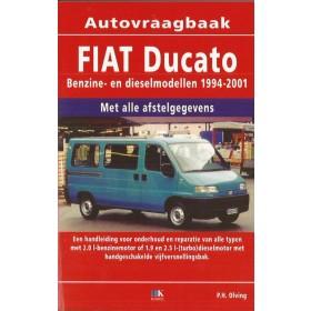 Fiat/Citroen/Peugeot Ducato/Jumper/Boxer Vraagbaak P. Olving  Benzine/Diesel Kosmos 94-01 nieuw   ISBN 90-215-4192-0 Nederlands