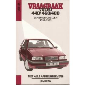 Volvo 440/460/480 Vraagbaak P. Olving  Benzine Kluwer 91-95 nieuw   ISBN 90-201-2938-4 Nederlands