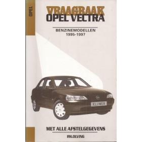 Opel Vectra B Vraagbaak P. Olving Benzine Kluwer 1995-1997 nieuw Nederlands 1995 1996 1997