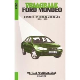 Ford Mondeo Vraagbaak P. Olving Benzine/Diesel 1996-1999 nieuw ISBN 90-215-8749-1 Nederlands 1996 1997 1998 1999