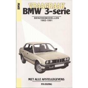 BMW 3-serie Vraagbaak P. Olving type E30 geen 318iS-325iX Benzine 1982-1991 nieuw ISBN 90-215-3349-9 Nederlands 1982 1983 1984 1985 1986 1987 1988 1989 1990 1991