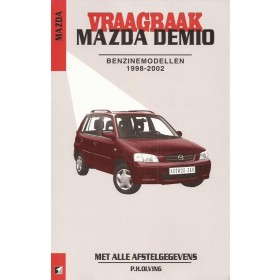 Mazda Demio Vraagbaak P. Olving Benzine Kluwer 1998-2002 nieuw ISBN 90-215-3544-0 Nederlands 1998 1999 2000 2001 2002