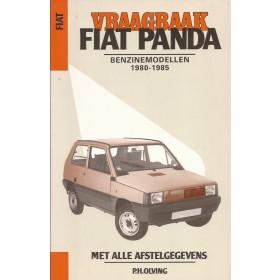 Fiat Panda Vraagbaak P. Olyslager  Benzine Kluwer 80-85 ongebruikt   Nederlands