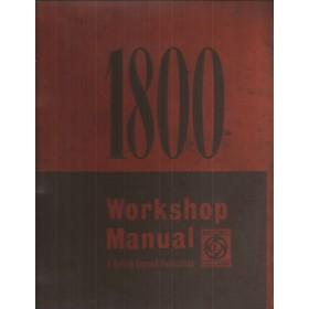 Austin/Morris 1800/18-85 Werkplaatshandboek  Mk1/Mk2 Benzine Fabrikant 69 met gebruikssporen ringband, volledigheid niet verifieerbaar  Engels