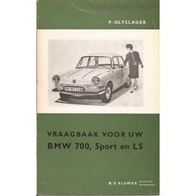 BMW 700/Sport/LS Vraagbaak P. Olyslager  Benzine Kluwer 59-64 ongebruikt   Nederlands