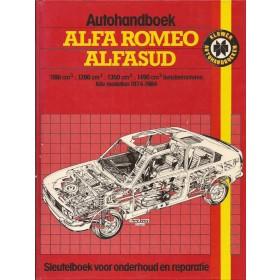 Alfa Romeo Alfa Romeosud Autohandboek J. Haynes  Benzine Kluwer 74-84 ongebruikt in sellofaan  Nederlands