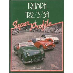 Triumph TR2/TR3/TR3A Super Profile B. Piggott  Benzine Haynes UK 53-87 ongebruikt   Engels