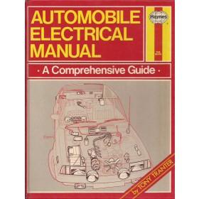 Alle modellen electronica Automobile electrical manual T. Tranter   Haynes UK 83 ongebruikt   Engels