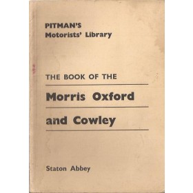 Morris Oxford/Colwley Pitman's Handbook S. Abbey   Pitman Publishing 45-61 met gebruikssporen   Engels