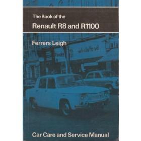 Renault 8/10 Pitman's Handbook F. Leigh   Pitman Publishing 69 ongebruikt   Engels