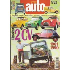 Citroen 2CV, overzichtsboek, 61-90, Votre auto, Gazoline, 03, ongebruikt, Frans