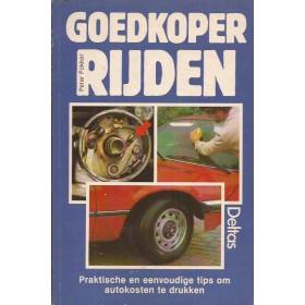 Alle modellen Goedkoper rijden overzichtsboek P. Fokker 80 met gebruikssporen Nederlands