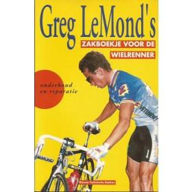 Zakboekje voor de wielrenner, onderhoud en reparatie, studieboek, 92, G. LeMond, Kluwer, ongebruikt, Nederlands