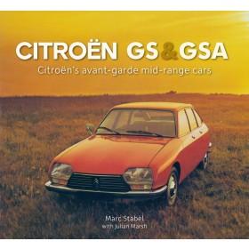 Citroen GS Citroen GSA M. Stabel ISBN 978-90-828147-2-9 Citrovisie 1970-1986 nieuw Engels 1970 1971 1972 1973 1974 1975 1976 1977 1978 1979 1980 1981 1982 1983 1984 1985 1986