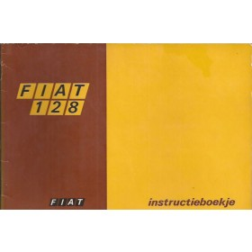 Fiat 128 Instructieboekje   Benzine Fabrikant 74 ongebruikt   Nederlands