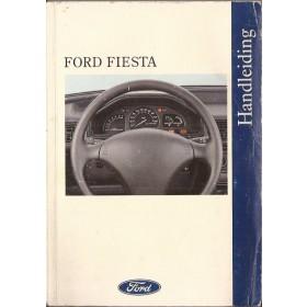 Ford Fiesta Instructieboekje  Mk3 Benzine/Diesel Fabrikant 94 met gebruikssporen in originele map  Nederlands