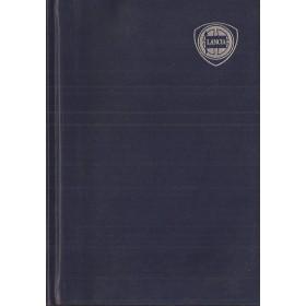 Lancia Gamma Instructieboekje   Benzine Fabrikant 79 ongebruikt   Engels