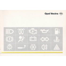Opel Vectra B Instructieboekje   Benzine/Diesel Fabrikant 95 ongebruikt   Nederlands