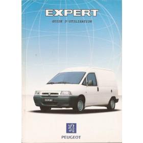 Peugeot Expert Instructieboekje   Benzine Fabrikant 98 ongebruikt   Frans