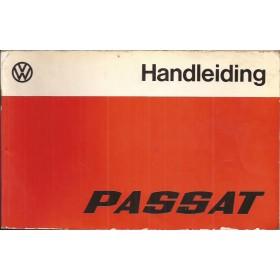 Volkswagen Passat Instructieboekje   Benzine/Diesel Fabrikant 75 met gebruikssporen   Nederlands