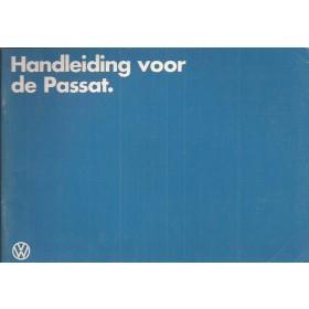 Volkswagen Passat Instructieboekje   Benzine/Diesel Fabrikant 81 ongebruikt   Nederlands
