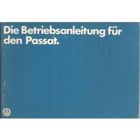 Volkswagen Passat Instructieboekje   Benzine/Diesel Fabrikant 81 ongebruikt   Duits