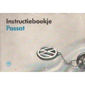 Volkswagen Passat Instructieboekje   Benzine/Diesel Fabrikant 92 met gebruikssporen   Nederlands