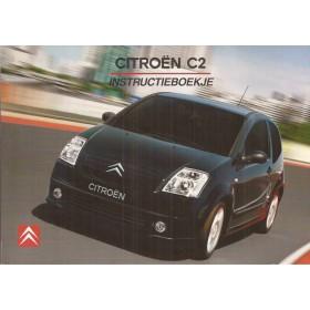 Citroen C2 Instructieboekje   Benzine/Diesel Fabrikant 05 ongebruikt   Nederlands