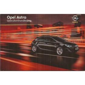 Opel Astra I Instructieboekje   Benzine/Diesel Fabrikant 09 ongebruikt   Nederlands