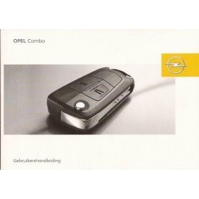 Opel Combo Instructieboekje   Benzine/Diesel Fabrikant 08 ongebruikt   Nederlands