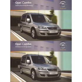 Opel Combo Instructieboekje   Benzine/Diesel Fabrikant 10 ongebruikt in originele map   Nederlands