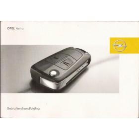 Opel Astra H Instructieboekje   Benzine/Diesel Fabrikant 07 ongebruikt   Nederlands