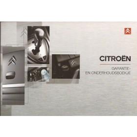 Citroen Onderhoudsboekje Benzine/Diesel Fabrikant 2005 ongebruikt Nederlands