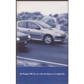 Peugeot 205, levenscyclus videoband, 99, ongebruikt, Nederlands