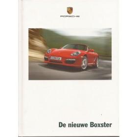 Porsche Boxster, introductieboek, 08, ongebruikt, Nederlands