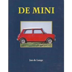 Austin Mini Elmar J. de Lange  Benzine Elmar 59-98 ongebruikt   Nederlands