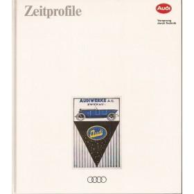 Audi Alle Zeitprofile Rad der Zeit   Fabrikant 92 ongebruikt   Duits