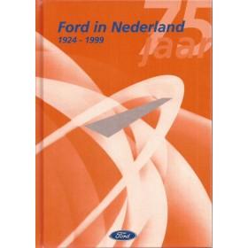 Ford Alle Ford in Nederland    Importeur 24-99 ongebruikt   Nederlands