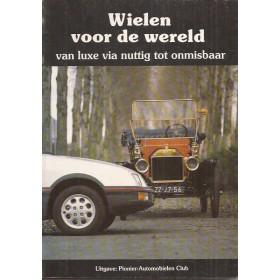 Alle modellen Wielen voor de wereld    Pionier 85 met gebruikssporen   Nederlands