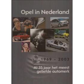 Opel Alle Opel in Nederland    Importeur 69-03 ongebruikt   Nederlands