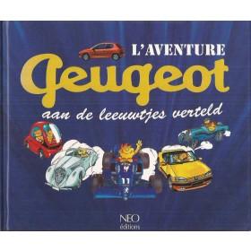 Peugeot Alle L'aventure Peugeot    NEO 98 ongebruikt   Nederlands