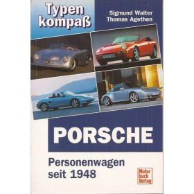Porsche Alle Typen kompass S. Walter   Verlag Bucheli 48-99 ongebruikt   Duits