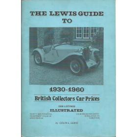 Engels Diverse British Collectors Car Prices    Birkenhead 78 met gebruikssporen   Engels